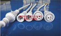 Wholesale core power LED street lamp assembly type wire connectors waterproof connector after wiring