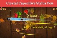 For Capacitive Screens anti dust plug diamond - Fashion Crystal Diamond Stylus Pen anti dust plug Jack For capacitive iPhone gs s samsung s4 i9500 q10 tablet ipad tab p5200