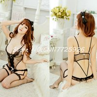 Wholesale The new appeal lingerie suit transparent women s lingerie give you the most attractive life