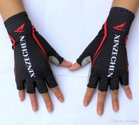 Wholesale 2015 XINZECHEN Brand Cycling Bicycle GEL Pad Shockproof Half Finger Gloves