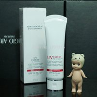 Wholesale famous brand natural UV EXPERT sunscreen protection fluid SPF50 PA faced ideal primer foundation makeup