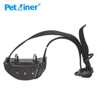 Wholesale 1509 Petrainer New LV Shock anti bakr collar Dog Training Collar PET853
