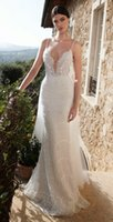 Cheap 2015 Lace Trumpt Dress Best Lace Bridal dress