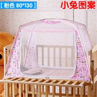 baby crib safety net - Folding Baby Safety Room Series Character Folding Baby Bed Children Crib Portable Mosquito Net Mosquito Netting Maio Infantil