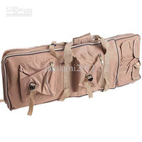 activity game outdoor - Good High Density Nylon Rifle Case Gun Bag for Outdoor War Game Activities Earthy