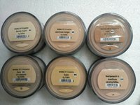 100 bare mineral cosmetics - 48pc New selling cosmetic g g bare Minerals Foundation poweder original best quality