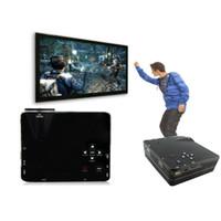 led tv - full hd Mini LED Video TV Beamer Projector for Home Theater Cinema with HDMI AV VGA SD USB video projector V712