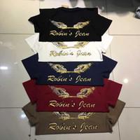 jeans xxxl - 2015 new high Quality robin jeans men tshirt Cotton robin men t shirt tee hip hop men short sleeve shirt us size m xxxl