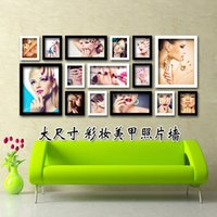 beauty shop photos - Nail cosmetics beauty salons photo wall large decorative cosmetics shops backdrop mural paintings SPA clubs d1070