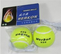 Wholesale New Tennis Balls mm Diameter made of imported Natural rubber Superfine Elastic Rope
