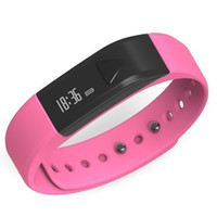 usb wristband - Original iwown I5 Plus Smart BAND Bluetooth waterproof Wristband USB line Intelligent Sports Watch Step Sleep ON all compatible