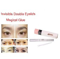 Wholesale Liphop Invisible Double Eyelids Magical Glue No stimulation No Scar Waterproof Sweat proof