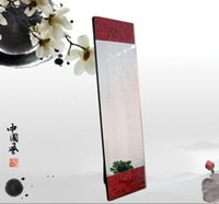 antique dressing mirror - Chinese antique crafts decorative home clubhouse inn floor length mirror dressing mirror rich flowers