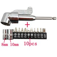 angled screw driver - Angle screw driver set attachment of power tools order lt no track
