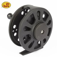 Wholesale Goture GLA WT Fly Fishing Reel Left Right Hand Fly Reel Coil Pesca Carretilha BB