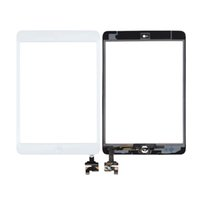 adhesive tape - OEM iPad mini Digitizer Touch Screen Front Glass Assembly with IC Chip Home Button Camera Holder PreInstalled M Adhesive Tape