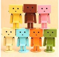 Wholesale 2016 New CM Cute Cartoon Carton Danboard mini Figure Christmas Gift