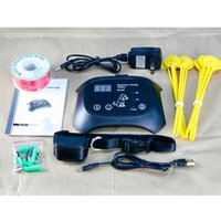 Wholesale Waterproof And Rechargeable Underground Electric Fence Shock Collar For Dog w DHL