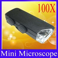 Wholesale mini Microscope adjudtable X X with LED MG10081 moq