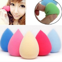 Wholesale Brand New Makeup Foundation Sponge Cosmetic puff Blender Blending Puff Flawless Powder Smooth Beauty Cosmetic Accessories