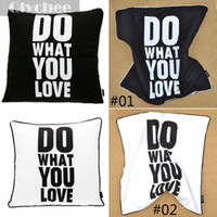 accessory quotes - Fashion Accessories Black White Quote Canvas Throw Pillow Case Decorative Throw Pillow Case Lumbar Cushion Cover