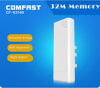 comfast - WIFI repeater km long coverage Outdoor waterproof antenna CPE COMFAST CF E214N wireless poe cpe access point