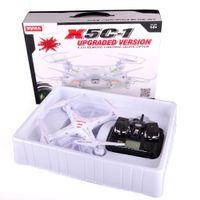 Big Kids rc uav - Syma X5C Upgrade Version SYMA X5C Ghz Axis Gyro RC Quadcopter Drone UAV RTF UFO with MP HD Camera