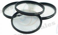 Wholesale 58mm Macro lens Close Up Filter Kit for nikon pentax Canon EOS D D D D D mm camera