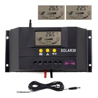 Wholesale Sun YOBA A V V Solar Battery Charge Controller Regulator ft Cable