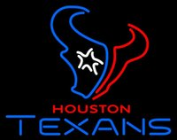 Wholesale New Texans Housyon Glass Neon Sign Light Beer Bar Pub Sign Arts Crafts Gifts Lighting quot