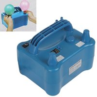 Wholesale Timing Quantitative Multifunctional Electric Balloon Pump with Inflation Nozzles