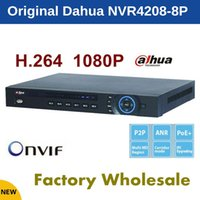 alarm relay - NEW CCTV Dahua NVR CH PoE Network Video Recorder NVR4208 P ch alarm in and ch relay out Support Onvif