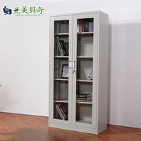 sliding metal filing cabinet - Becky Ami steel file cabinets metal office furniture sliding door glass door cabinet file cabinets