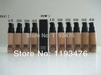 Wholesale New Skin Eyeshadow Base Facial Makeup Foundation ML Brand Liquid Makeup Foundatipn Face Care Professional Makeup Fashional