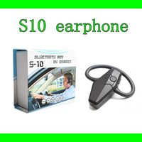 Wholesale S10 Bluetooth Earphones Headset Style Full HD P Spy Hidden Camera Video Audio Recorder Cam Mini DV DVR Camcorder New