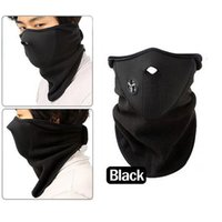 Wholesale Outdoor Cycling Mask Windproof Neck Guard Winter Face Mask Warm Dust Proof Sport Skiing Mask Motorcycle Bicycle Bike Cap B041
