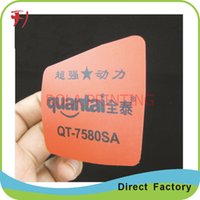 adhesive lamination - Customized self adhesive shipping labels permanent labels with glossy lamination