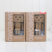action figure clearance - Clearance Sale cm Lovely Danboard PVC Action Figure Toy Danbo Doll with LED Light style
