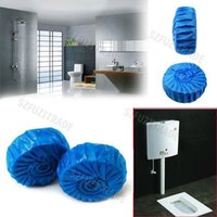 automatic glass cleaner - Antiperspirant Automatic Toilet Cleaning Solid Detergent Navy Blue Bubble Retail AIA00006E