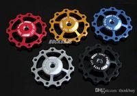 Wholesale AEST Aluminium Jockey Wheels Rear Derailleur Pulley for SHIMANO SRAM T