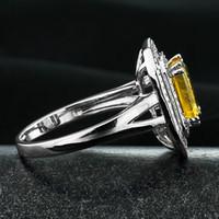 Cheap luxury jewelry Best 925 silver inlaid