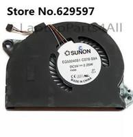 asus zenbook case - Laptop cpu cooling Fan for ASUS ZENBOOK UX31 UX31A UX31E SUNON EG50040S1 C070 S9A V order lt no track