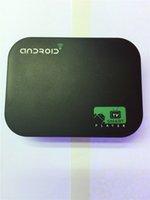 Cheap Android TV Box 1080P HD DVB-YC11 Digital STB PVR Smart TV Box HDMI WiFi IPTV Amlogic A20 XBMC DVB Android Receiver Free shipping
