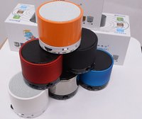 Altavoces Bluetooth Wireless altavoces portátiles mini-cadena de música reproductor de audio para S5 Nota4 / DHL LIBRE tableta MP3 4 PSP