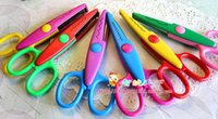 antique scissors photos - Deal Stationery jagg laciness art photo album scissors diy child supplies material for kids toys