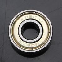 Wholesale 5 ABEC Deep groove ball bearing ZZ X22X7 mm bearing steel ZZ skating bearing A3