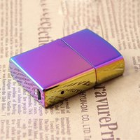 Wholesale Arc Windproof Ultra Thin Metal Pulse Charge Usb Lighter Electronic Cigarette Lighter New Fashion Windproof Lighters