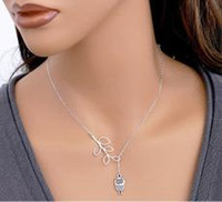 amazon silver chain - Amazon Hot Necklace Owl Pattern Alloy Necklace Leaf Style Elegant Style Women Jewelry