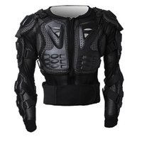 enduro - Full Body Motorcycle Armor Motorcross Armor Jacket Chest Spine Protective Gears Nylon Polyester Roller Sports Safety Enduro Clothing
