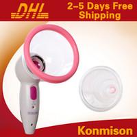 Wholesale Popular Vacuum Pump Breast Enlargement Massage Cup Breast Enhancer Breast Enlargement DHL